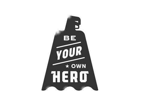 be your own by luke bott dribbble
