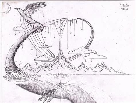 doodle sketching 求关于 quot 梦 quot 的创意设计素描图片 最好是抽象的 急需 百度知道