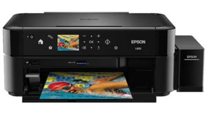 Printer Epson L850 Garansi Resmi epson ecotank l850 all in one printer inkjet printers for work epson caribbean