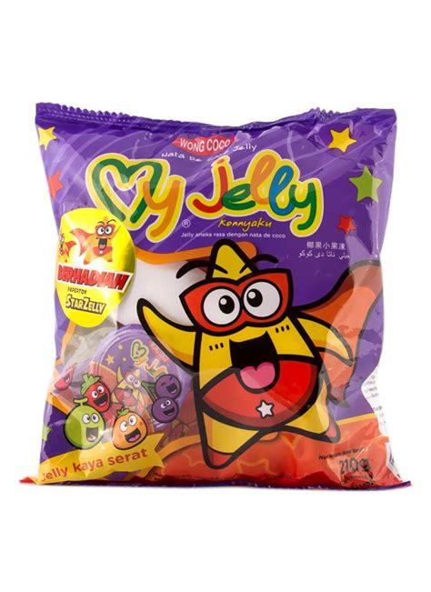 wong coco my jelly 15x14g wong coco my jelly konnyaku pck 15x14g klikindomaret