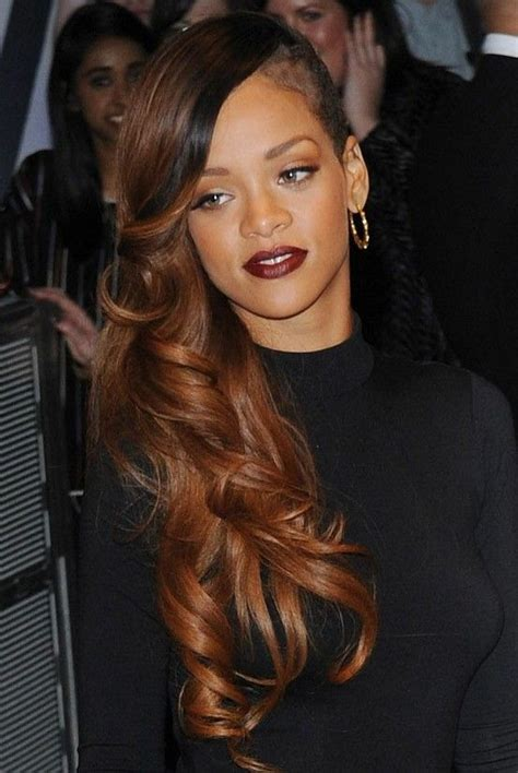 Rihanna Hairstyles Color | 15 rihanna hairstyles different haircut pinterest