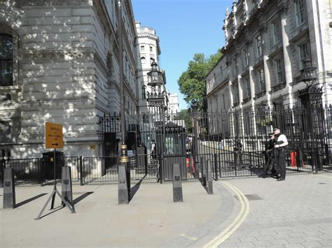 Home Cottage by 10 Downing Street Great London Landmarks