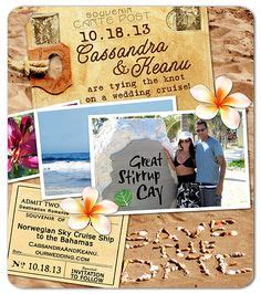 destination wedding save the date language cruise wedding save the date ideas on cruise