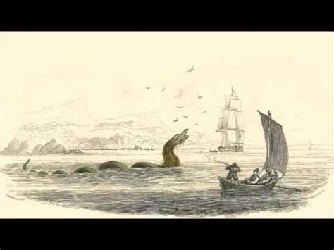The Great Sea Serpent the great sea serpent hans christian andersen