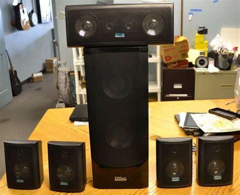 divinci da  pro series home theater speaker system