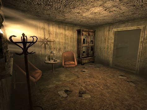 old house interior image old man harris house interior jpg the fallout wiki fallout new vegas and more