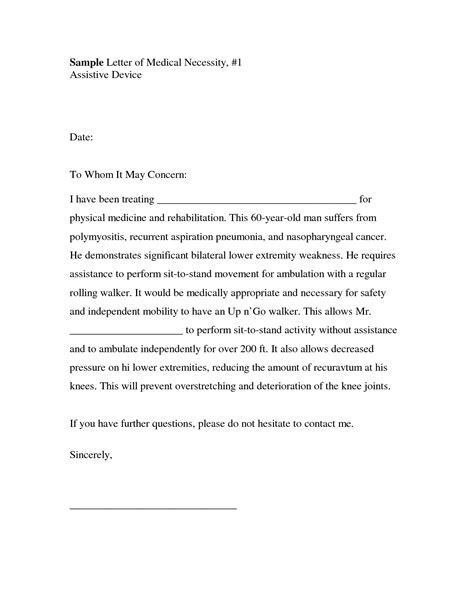 letter of necessity template best photos of sle letter of necessity letter