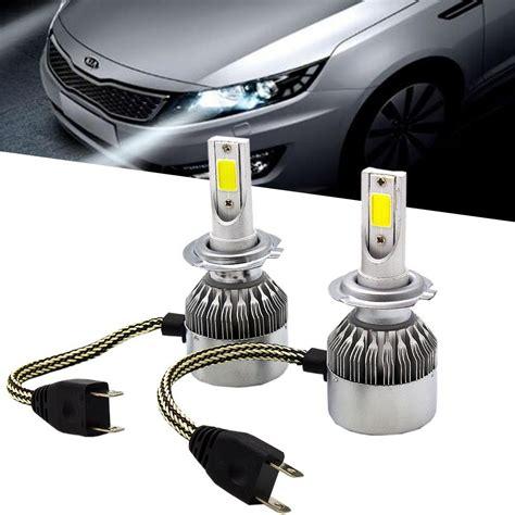 lade auto h7 led c6 h7 led conversion for headlight kits lch led car
