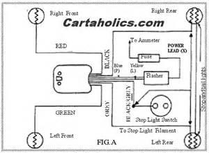 cartaholics golf cart forum gt turn signal switch