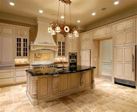 Different Colored Kitchen Cabinets Traditional Kitchen Pictures Kitchen Design Photo Gallery