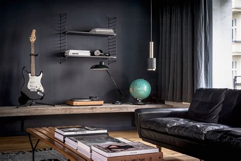 dark living room ideas 4 beautiful dark themed homes