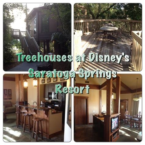 disney saratoga springs villas reviews a review of the treehouse villas at walt disney world s