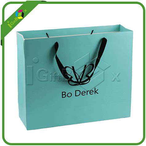 light blue paper gift bags blue gift bags for shopping with handles igiftbox
