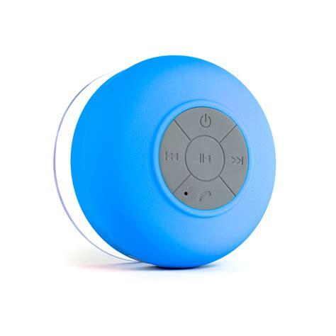 Wireless Bluetooth Shower Speaker by Wireless Bluetooth Shower Speaker At Colourblocker
