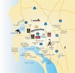 maps update 14882105 san diego tourist map san diego