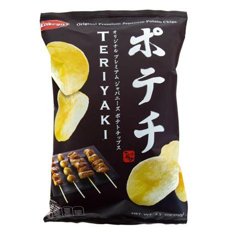 Fantastic Crackers Teriyaki 100 Gr japan centre koikeya teriyaki crisps rice crackers snacks