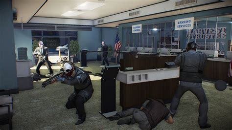 the wrong dead another coop heist books team overkill attempt the payday 2 bank robbery