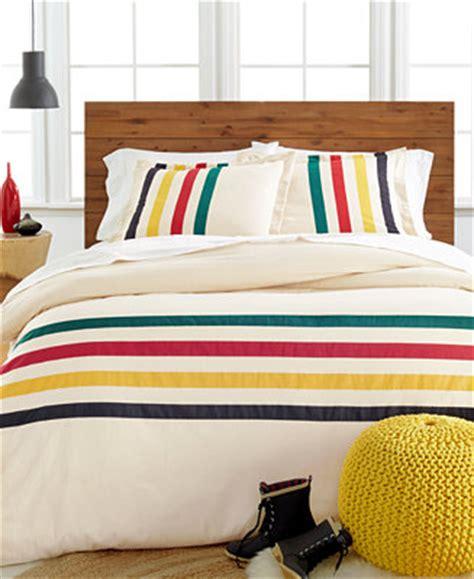 pendleton bedding pendleton flannel glacier duvet sets bedding collections