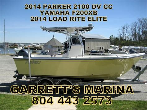 parker boats nada parker 23 center console boats for sale