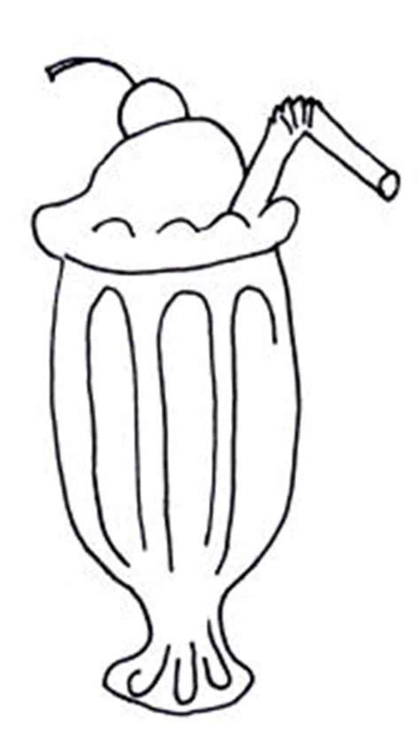 ice cream soda coloring page clip art ice cream float clipart clipart suggest