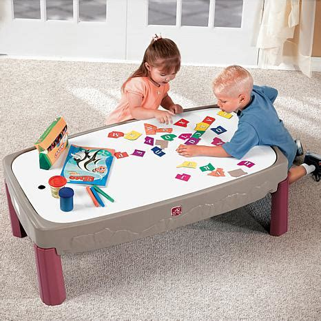 step2 deluxe road track table deluxe road and track table 5765942 hsn