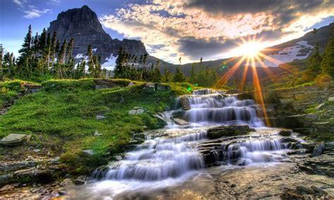 waterfall  hd wallpaper  apk