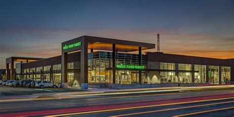 Mba Arch Cmo Wholefoods by Whole Foods Okw Architects