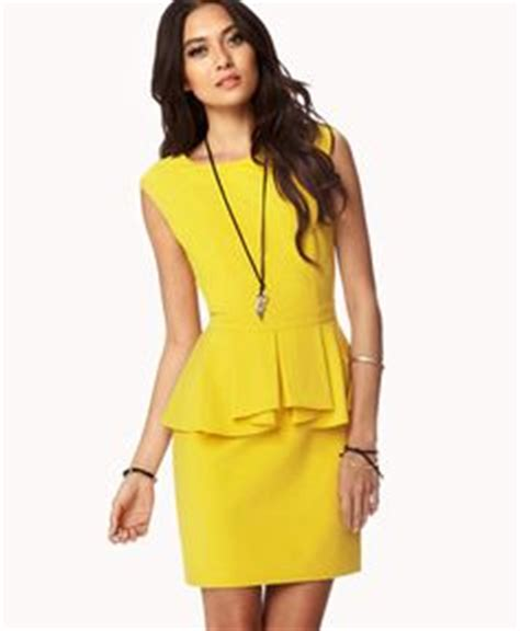 Yellow Dress By F21 1000 images about forever 21 dresses on