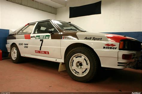 jeep rally car john buffum audi rally racing s living legend