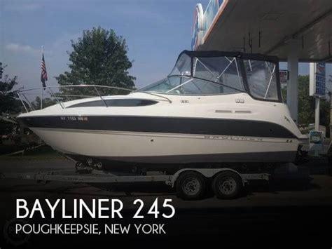 boats for sale poughkeepsie ny canceled bayliner 245 boat in poughkeepsie ny 112874