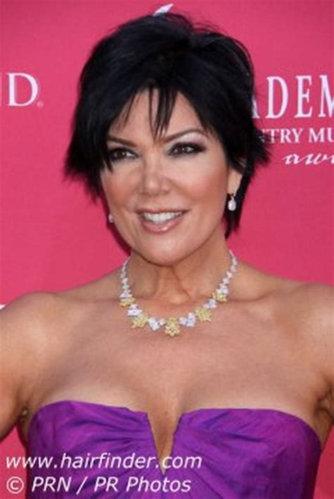 kris jenner haircut instructions pixie haircuts were very popular in the past and are
