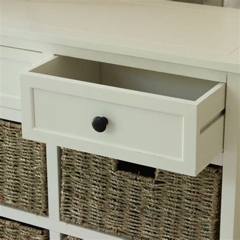 console with baskets and drawers bathroom storage baskets the range with creative styles in