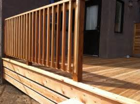 Ideas For Deck Handrail Designs Deck Railing Designs Studio Design Gallery Best Design