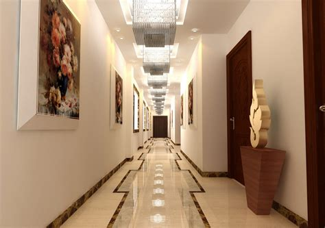 corridor lighting corridor lighting and decorative painting download 3d house
