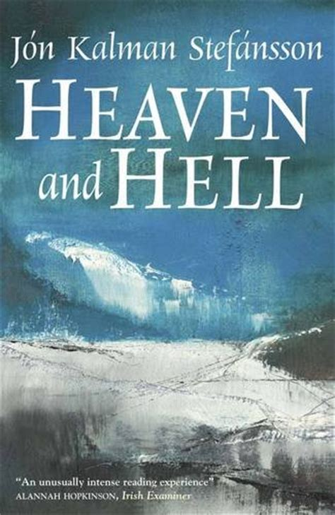 heaven books book review heaven and hell by j 243 n kalman stef 225 nsson