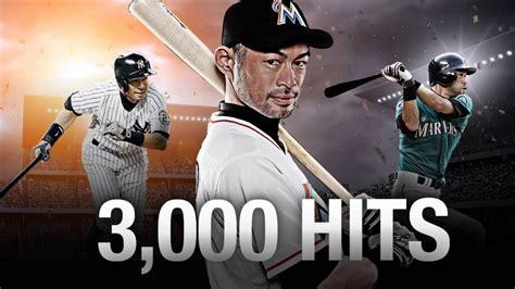 Ichiro Suzuki 3000 Hits Ichiro Suzuki 3000 Hit Shoutout