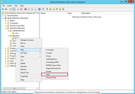 Ou Search Eine Einfache Ou Struktur Erstellen Und Konfigurieren
