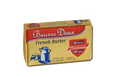Unsalted Butter Shelf foodgears industrial international ltd