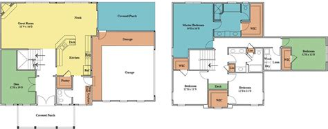 plan 86039bw master down modern house plan with outdoor new home sales macomb michigan 2 story master down