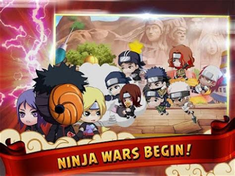 download game mod offline ninja heroes game ninja heroes latest v1 1 0 apk offline update 2015