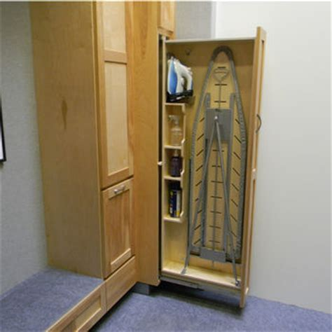 Free Standing Ironing Board Cabinet by Built In Ironing Boards Shop Built In Ironing Boards And