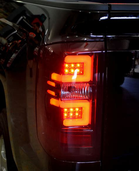 led lights for 2015 silverado recon smoked led lights for gm silverado 2014 2015