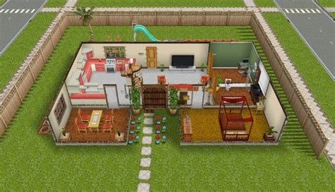 home design for sims pretty awesome sims freeplay peach themed house sims