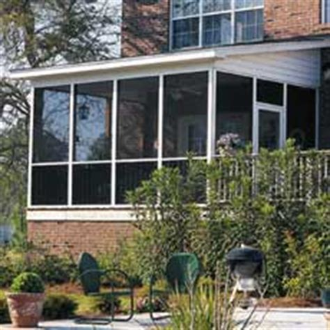 How To Replace Porch Screen how to install a porch screen this house
