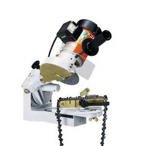 chainsaw bench grinder stihl usg professional chainsaw chain sharpener