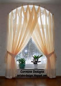 Window Treatments For Arched Windows Decor Arched Window Drapery Ideas Arched Windows Curtains On Hooks Arched Windows Treatments Home
