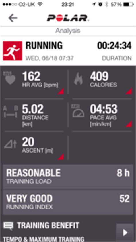 polar flow mobile app test de la montre cardio gps multisport polar v800