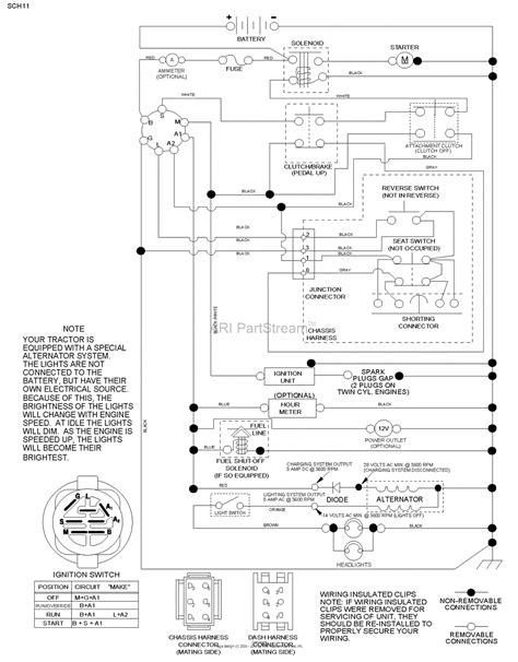 tiger cub scag mower wiring diagram tiger free engine