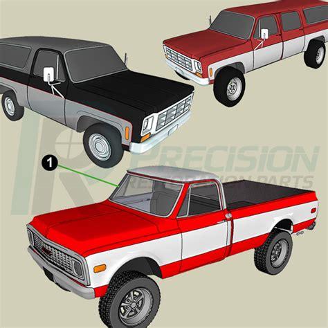 auto manual repair 1995 gmc jimmy spare parts catalogs windshield gaskets seals precision g wbl685