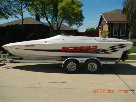 wellcraft performance boats wellcraft scarab 22 performance boat 1997 for sale for